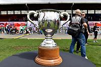 LEVIN, NEW ZEALAND - OCTOBER 28: Lochore Cup Final match between Horowhenua Kapiti and Wairarapa Bush at Levin Domain on October 28, 2018 in Levin, New Zealand. <br /> Photo by Masanori Udagawa. <br /> www.photowellington.photoshelter.com