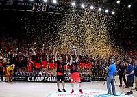 2017.06.16 Final ACB Valencia Basket VS Real Madrid Baloncesto
