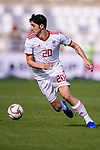 Sardar Azmoun of Iran in action during the AFC Asian Cup UAE 2019 Group D match between Vietnam (VIE) and I.R. Iran (IRN) at Al Nahyan Stadium on 12 January 2019 in Abu Dhabi, United Arab Emirates. Photo by Marcio Rodrigo Machado / Power Sport Images