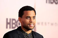 """LOS ANGELES - MAR 5:  Michael Ealy at the """"Westworld"""" Season 3 Premiere at the TCL Chinese Theater IMAX on March 5, 2020 in Los Angeles, CA"""