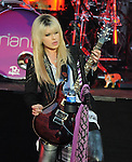 Orianthi is the opening act for Adam Lambert during his Glam Nation Tour live at The Pacific Ampitheatre in Costa Mesa, California on July 27,2010                                                                   Copyright 2010  DVS / RockinExposures