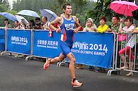 Nanjing 2014 Triatlon Varones