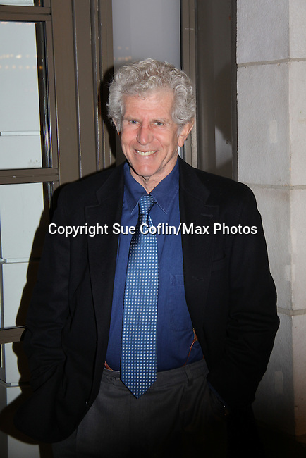 Tony Roberts - Opening Night of Broadway's Good People on March 3, 2011 at the Samuel J. Friedman Theatre, New York City, New York.  (Photo by Sue Coflin/Max Photos)