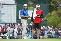 Graeme McDowell (NIR) after sinking his putt on 3 during round 4 of the 2019 US Open, Pebble Beach Golf Links, Monterrey, California, USA. 6/16/2019.<br /> Picture: Golffile | Ken Murray<br /> <br /> All photo usage must carry mandatory copyright credit (© Golffile | Ken Murray)