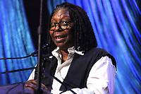 PHILADELPHIA, PA - OCTOBER 28: Whoopi Goldberg pictured as Mistress of Ceremonies at Philly Fights Cancer round 3 at The Navy Yard in Philadelphia, Pa on October 28, 2017  Credit: Star Shooter/MediaPunch /NortePhoto.com
