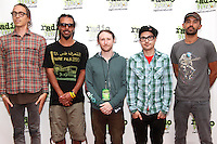 Incubus headlines Radio 104.5's 5th Birthday Show at Fesival Peir in Philadelphia, Pa on May 13, 2012  © Star Shooter / MediaPunchInc