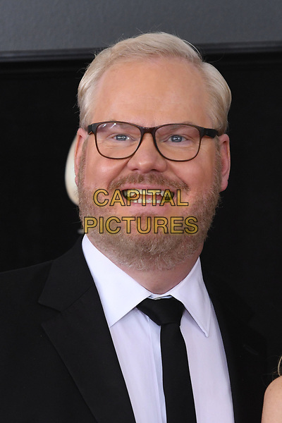 NEW YORK, NY - JANUARY 28: Jim Gaffigan at the 60th Annual GRAMMY Awards at Madison Square Garden on January 28, 2018 in New York City. <br /> CAP/MPI/JP<br /> &copy;JP/MPI/Capital Pictures