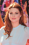 HOLLYWOOD, CA - JUNE 26: Alexandra Breckenridge arrives at 'Katy Perry: Part Of Me' Los Angeles Premiere at Grauman's Chinese Theatre on June 26, 2012 in Hollywood, California.