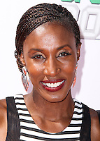 WESTWOOD, LOS ANGELES, CA, USA - JULY 17: Lisa Leslie at the Nickelodeon Kids' Choice Sports Awards 2014 held at UCLA's Pauley Pavilion on July 17, 2014 in Westwood, Los Angeles, California, United States. (Photo by Xavier Collin/Celebrity Monitor)