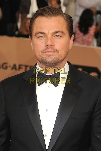 30 January 2016 - Los Angeles, California - Leonardo DiCaprio. 22nd Annual Screen Actors Guild Awards held at The Shrine Auditorium.      <br /> CAP/ADM/BP<br /> &copy;BP/ADM/Capital Pictures
