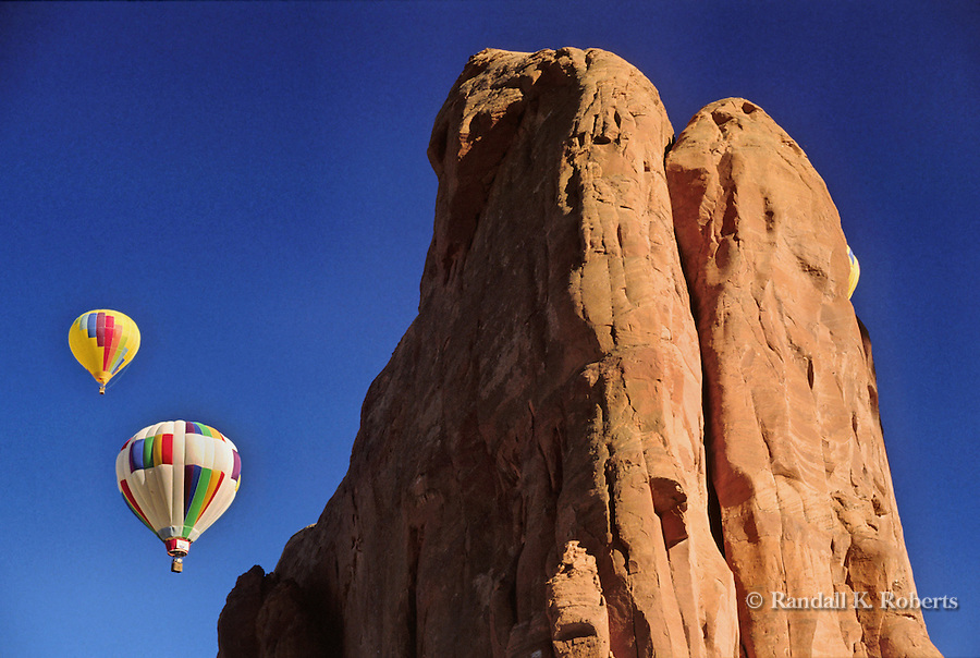 Red Rock Balloon Rally, Gallup, New Mexico