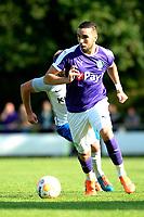 NORG - Voetbal, FC Groningen - SV Meppen, voorbereiding seizoen 2018-2019, 13-07-2018, FC Groningen speler Mimoun Mahi