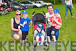 At the Races - Marie O'Connor, Connie O'Connor, Hugo O'Connor, Jason O'Connor, Jack O'Connor  at the Castleisland Races on Sunday