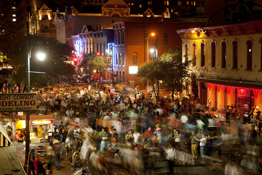 6th Street, formerly named Pecan Street, is a historic street and entertainment district in Austin, Texas. East 6th Street is the center of the city's live music scene. Many bars, clubs, music venues, and shopping destinations are located on E. 6th Street between Congress Avenue and Interstate 35 and many offer live music seven days per week.E. 6th Street plays host to a wide variety of events each year, ranging from music and film festivals (such as South by Southwest) to biker rallies (such as The Republic of Texas Biker Rally) and the Pecan Street Festival.