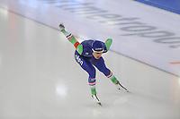 SCHAATSEN: BERLIJN: Sportforum Berlin, 07-12-2014, ISU World Cup, Kai Verbij (NED), ©foto Martin de Jong