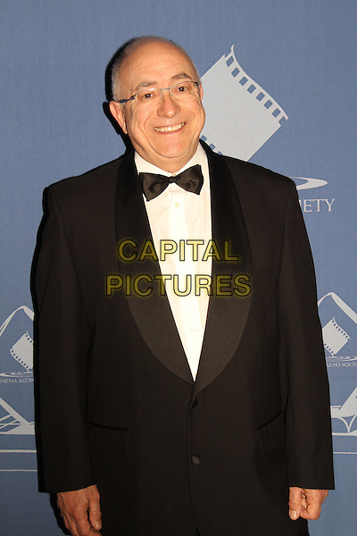 RANDY THOM.Arrivals - the 46th Annual Cinema Audio Society Awards at the Millennium Biltmore Hotel in downtown Los Angeles, Los Angeles, CA, USA, .February 27th, 2010. .cas half length black bow tie glasses tuxedo tux .CAP/CEL/BS .©Ben Schneider/CelPh/Capital Pictures