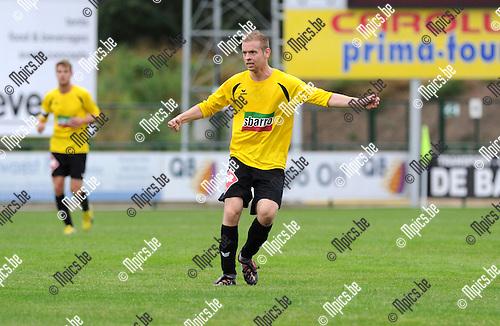 2013-08-17 / Voetbal / seizoen 2013-2014 / Dessel Sport - Zwarte Leeuw / Bram Weyten<br /><br />Foto: Mpics.be