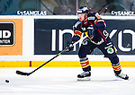 Stockholm 2013-12-28 Ishockey Hockeyallsvenskan Djurg&aring;rdens IF - Almtuna IS :  <br /> Djurg&aring;rden Mikael Ahl&eacute;n Ahlen i aktion <br /> (Foto: Kenta J&ouml;nsson) Nyckelord:  portr&auml;tt portrait