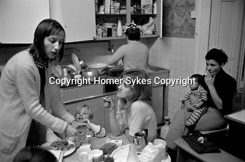 Chiswick Women's Aid, Richmond London Uk 1975