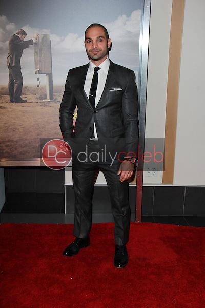 "Michael Mando<br /> at the ""Better Call Saul"" Series Premiere Screening, Regal Cinemas, Los Angeles, CA 01-29-15<br /> David Edwards/DailyCeleb.com 818-249-4998"