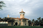 Donald Trump's Mar-A-Largo Resort in<br /> Palm Beach, Florida on January 15, 2002