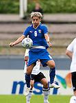 Melania Gabbiadini, QF, Germany-Italy, Women's EURO 2009 in Finland, 09042009, Lahti Stadium.