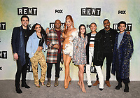 "1/8/19 - Los Angeles: Press Junket for FOX's ""RENT"""