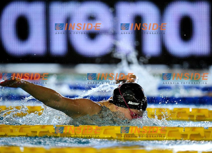 Stefania Pirozzi 400m Misti donne .Riccione 11/04/2013 .Campionati Italiani Assoluti Nuoto Primaverili 2013.Foto Andrea Staccioli Insidefoto