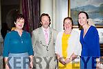 Ann Doherty, John O'Sullivan President, Mary harmon and Marian O'Flaherty at the Killarney Rotary fashion show in the Malton on Saturday