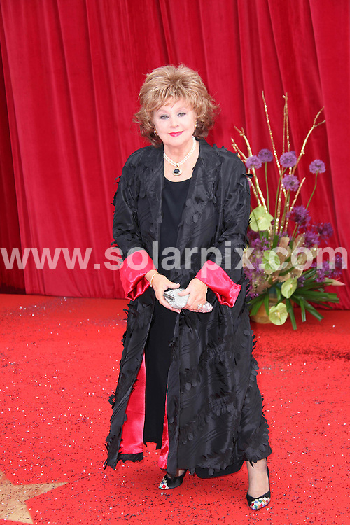 **ALL ROUND PICTURES FROM SOLARPIX.COM**                                             **WORLDWIDE SYNDICATION RIGHTS**                                                                                  Caption: Stars arrive at Britsih TV Soap  awards in Manchester. EastEnders winning Best Soap for the fourth time in a row, but with Corrie sweeping the board and landing eight out of 15 categories. 14 May 2011                                                                            This pic: Barbara Knox                                            JOB REF: 13343       EBR       DATE: 14.05.2011                                                           **MUST CREDIT SOLARPIX.COM OR DOUBLE FEE WILL BE CHARGED**                                                                      **MUST AGREE FEE BEFORE ONLINE USAGE**                               **CALL US ON: +34 952 811 768 or LOW RATE FROM UK 0844 617 7637**
