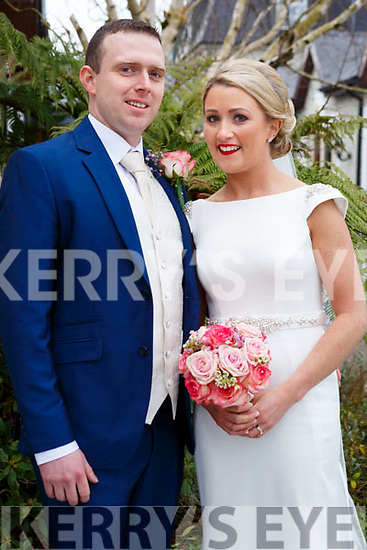 Juliette Healy Rae, daughter of Michael and Eileen, Kilgarvan, and Patrick Dennehy, son  of Patrick and Mary, Sneem, who were married on Saturday in St Patrick's Church, Kilgarvan. Fr Liam  O'Brien officiated at the ceremony. Best man was Michael Dennehy and groomsman was Donal O'Mahoney. Bridesmaids were Rosie Healy Rae with Janice Healy. Flowergirl was Alanna Delaney. The reception was held in the Ballygarry House Hotel & Spa., Tralee and the couple will reside in Killarney.