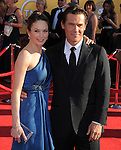 Diane Lane Brolin and Josh Brolin at the 18th Screen Actors Guild Awards held at The Shrine Auditorium in Los Angeles, California on January 29,2012                                                                               © 2012 Hollywood Press Agency