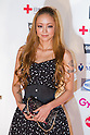June 25, 2011 - Chiba, Japan - Japanese pop singer Namie Amuro poses on the red carpet during the MTV Video Music Aid Japan event. Japanese and foreign stars attend this charity concert in support for the victims of the March 11 earthquake and tsunami that rocked the northeast region of Japan. (Photo by Christopher Jue/AFLO)