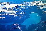 Aerial view, Southwest Alaska