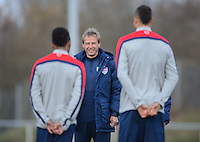 USMNT Training in Frankfurt, Germany, Sunday, March 2, 2014