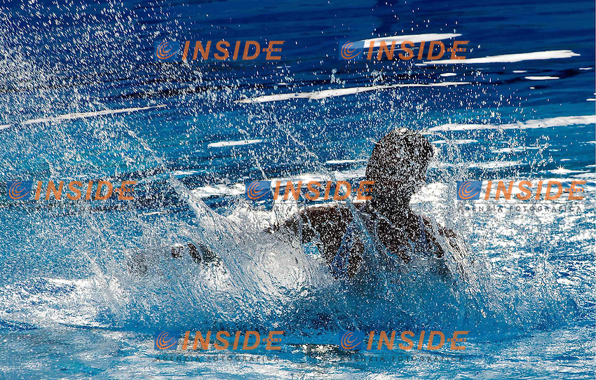 Roma 22nd July 2009 - 13th Fina World Championships From 17th to 2nd August 2009..Solo Free..MENGUAL Gemma  ESP..photo: Roma2009.com/InsideFoto/SeaSee.com