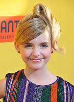 www.acepixs.com<br /> <br /> April 26 2017, LA<br /> <br /> McKenna Grace arriving at the premiere of 'How To Be A Latin Lover' at the ArcLight Cinemas Cinerama Dome on April 26, 2017 in Hollywood, California. <br /> <br /> By Line: Peter West/ACE Pictures<br /> <br /> <br /> ACE Pictures Inc<br /> Tel: 6467670430<br /> Email: info@acepixs.com<br /> www.acepixs.com