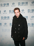 Actor Sebastian Stan Attends THE 2011 WIRED STORE OPENING NIGHT LAUNCH PARTY Presented by Buick and Sponsored by Amstel Light - VIP Lounge sponsored by Gilt MAN, Times Square NY  11/17/11