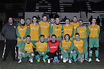 14/03/2011 - Coryton Athletic V Ferns Seniors - Dicky Brooks Cup Final - Division 2 - Aveley - Essex