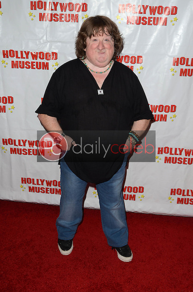 """Mason Reese at """"Child Stars - Then and Now"""" Exhibit Opening at the Hollywood Museum in Hollywood, CA on August 19, 2016. (Photo by David Edwards)"""