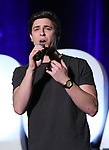 "Derek Klena  from the ""Jagged Little Pill"" during the BroadwayCON 2020 First Look at the New York Hilton Midtown Hotel on January 24, 2020 in New York City."
