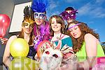 FASHION: Students from Mercy Mounthawk launching their fashion show on Monday l-r: Ciara Browne, Kelvin Reidy, Amy Phelan, Shane Lehane and Caroline Marley.   Copyright Kerry's Eye 2008