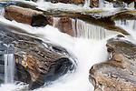 Cascading Pollards Mill Falls