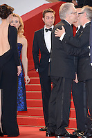"""Robert Pattinson attending the """"Cosmopolis"""" Premiere during the 65th annual International Cannes Film Festival in Cannes, France, 25.05.2012...Credit: Timm/face to face /MediaPunch Inc. ***FOR USA ONLY***"""