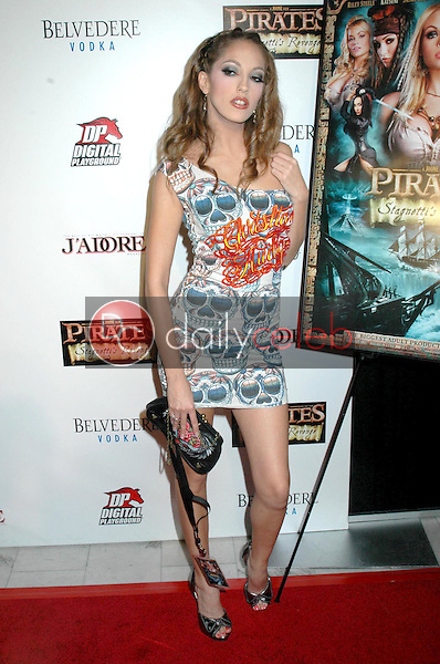 Jenna Haze<br />at the Premiere of 'Pirates 2'. Orpheum Theatre, Los Angeles, CA. 09-27-08<br />Dave Edwards/DailyCeleb.com 818-249-4998