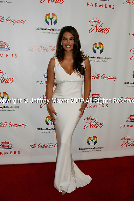 "BEVERLY HILLS, CA. - May 09: Alex Meneses Alex Meneses arrives at the 3rd Annual ""Noche de Ninos"" Gala at the Beverly Hilton Hotel on May 9, 2009 in Beverly Hills, California."