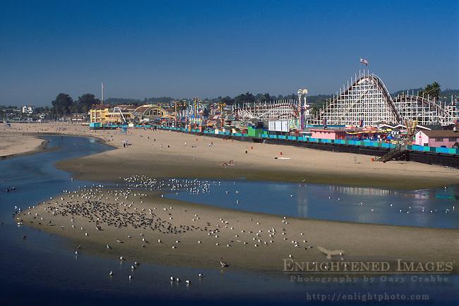 Santa Cruz Beach and Boardwalk Santa Cruz, CALIFORNIA