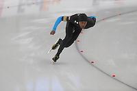 SCHAATSEN: BERLIJN: Sportforum, 07-12-2013, Essent ISU World Cup, 1000m Men Division A, Shani Davis (USA), ©foto Martin de Jong