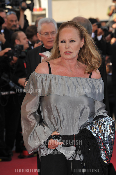 "Ursula Andress at the premiere of ""Inglourious Basterds"" in competition at the 62nd Festival de Cannes..May 20, 2009  Cannes, France.Picture: Paul Smith / Featureflash"