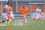 ENVIGADO – COLOMBIA _ 14-03-2014 / En juego correspondiente a la fecha 11 del Torneo Apertura Colombiano 2014, Envigado FC venció 2 – 0 a Atlético Huila en el Polideportivo Sur de Envigado. /